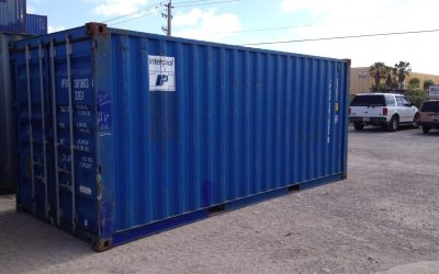 Sale on 20′ cargo worthy storage/shipping containers