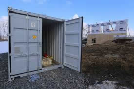 Shipping/Storage Containers For Construction