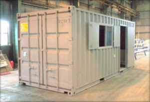 Storage/Shipping Container Modifications