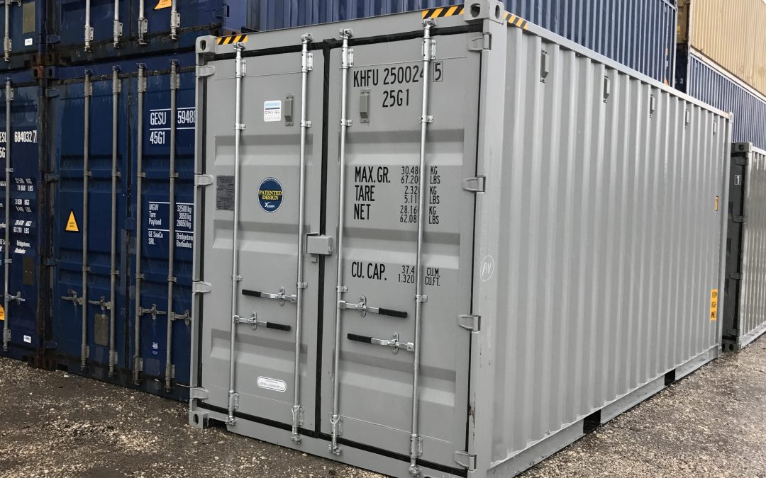20' Storage/Shipping Container