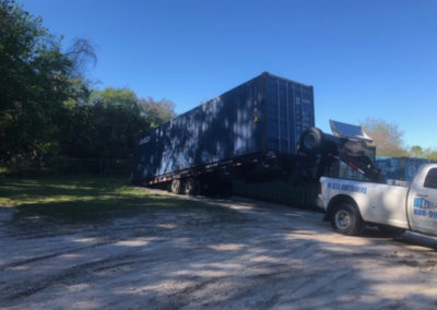 E&S Equipment Expert Storage Container Delivery