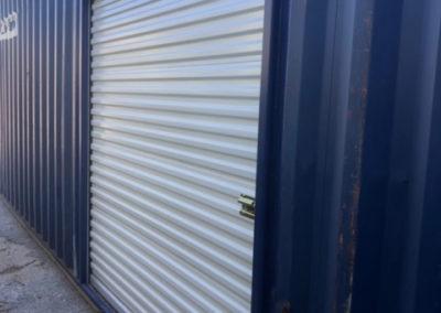 E&S Equipment Custom Storage Container