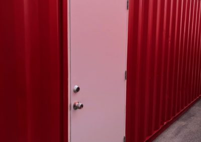 E&S Equipment Custom Storage Container