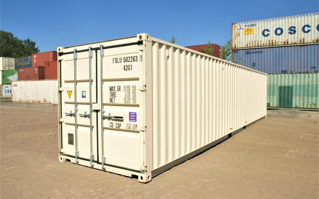 Understanding Shipping Container Grades/Conditions