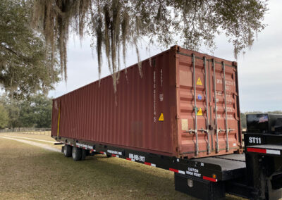 E&S Equipment Storage Containers