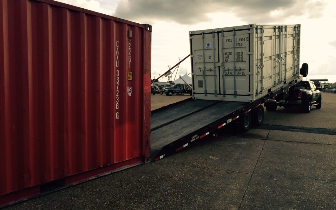 Finance or Rent to Own Your E&S Container